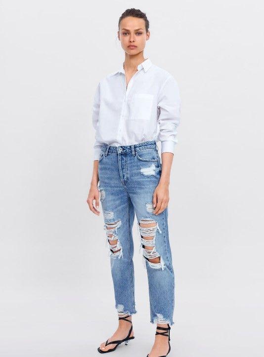Zara 2019 2020 Bunlar En Guzel Kot Pantolon Modelleri Trendler Ve Moda Zara Zarasummer Denim Denimpants Summeroutfits Streetstyle Moda Zara Pantolon