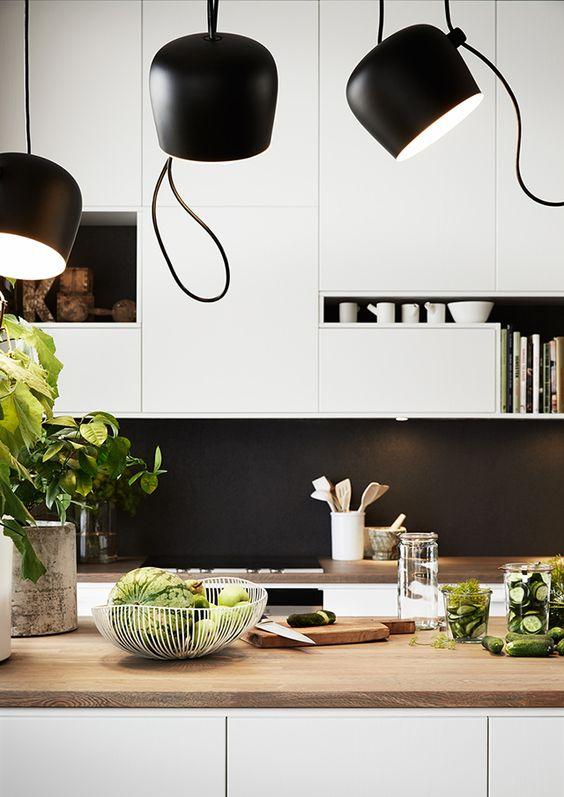 Lámparas, diseño and luces colgantes on pinterest