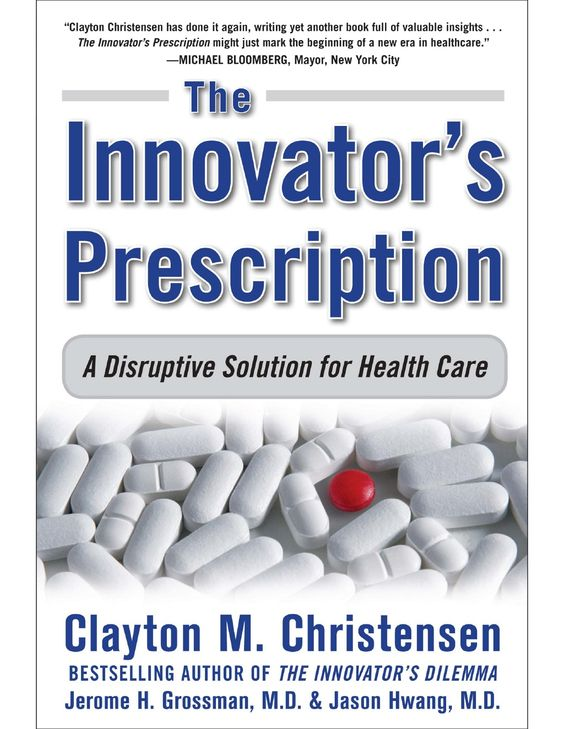 a-groundbreaking-prescription-for-health-care-reformfrom-a-legendary-leader-in-innovation by McGraw-Hill Professional via Slideshare