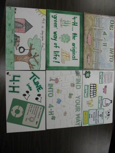 4 h posters ideas - Google Search | 4-H | Pinterest | 4 h, Awesome ...