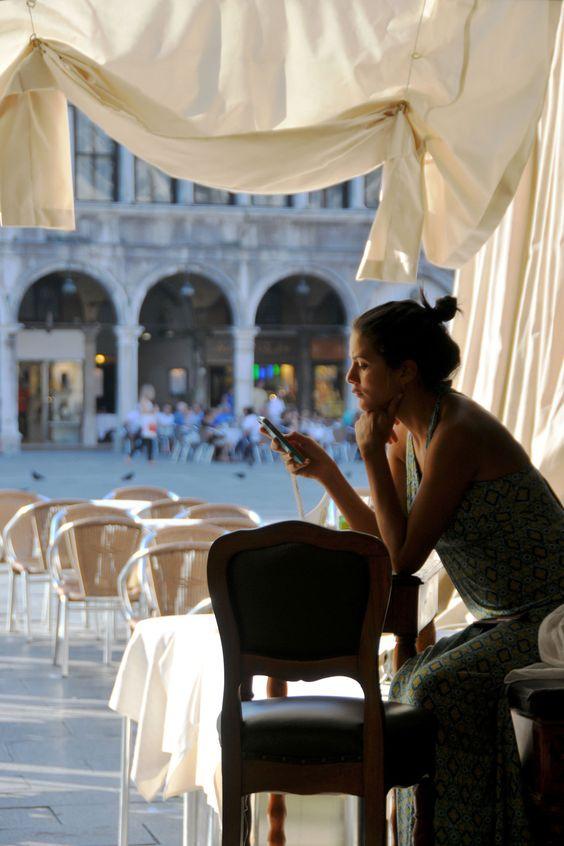 Caffè Florian, Venice, Italy