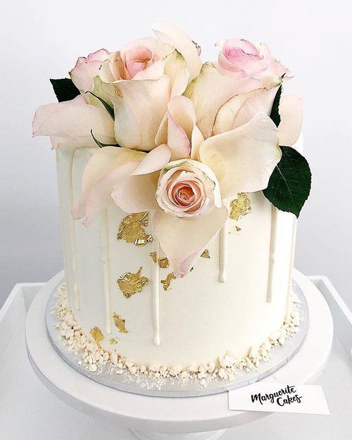 Brilliant Happy Birthday Grace Fresh Flower Cake Happy Birthday Cakes Funny Birthday Cards Online Elaedamsfinfo