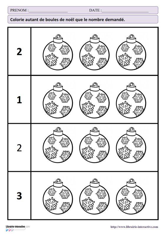 Hervorragend 27 fiches d'exercices mathématiques pour la maternelle (PS - MS  LV42