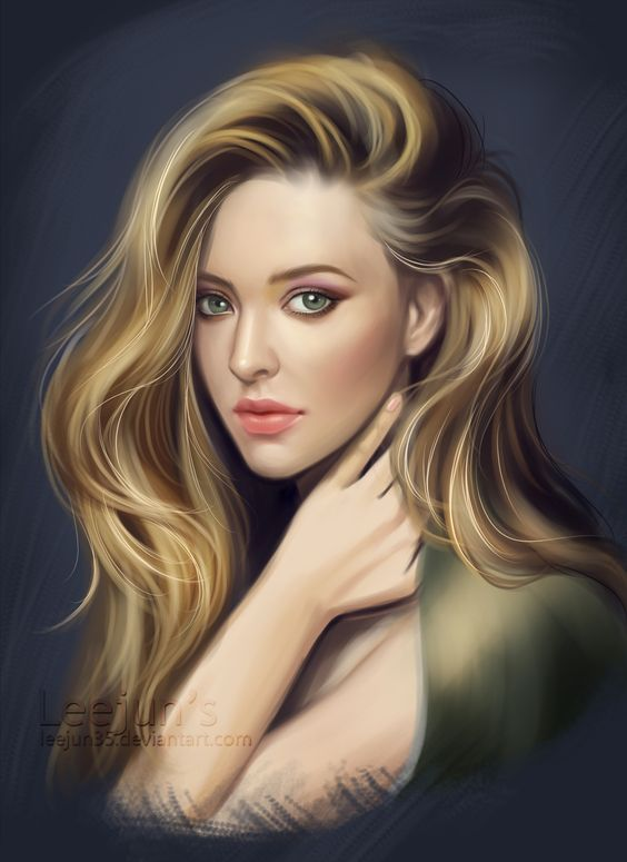 Amanda Seyfried by leejun35.deviantart.com on @DeviantArt