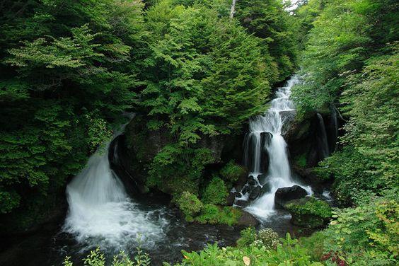 Ryuuzu falls