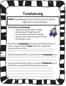 Flashback Worksheets - Delibertad