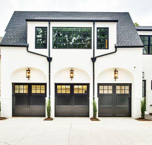 25 Gorgeous Garage Doors Garage Door Design House Styles House