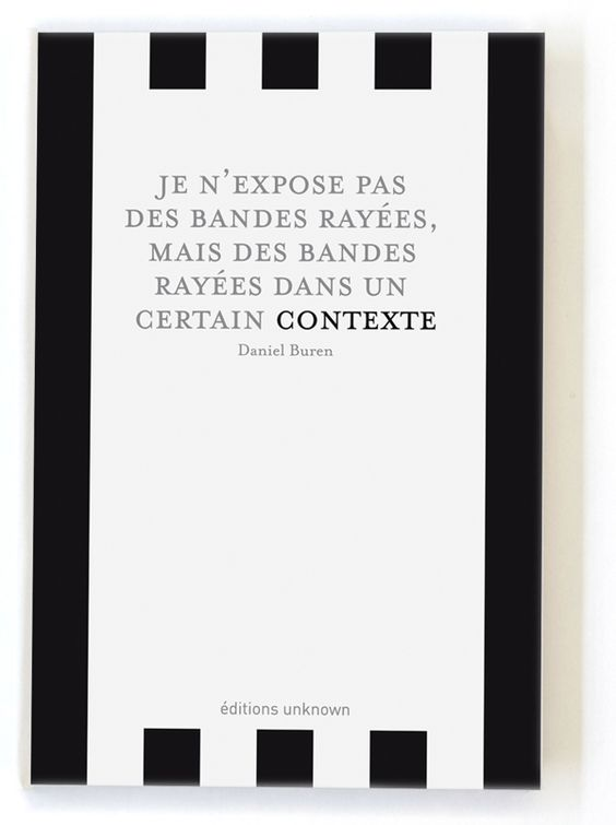 """Paroles d'artistes"" - Design : Lauriane Tiberghien"