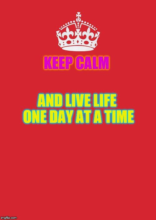 Keep Calm And Carry On Red Calm Life Quotes To Live By Keep Calm