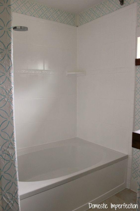 Refinish Bathroom Tile Classy Design Ideas