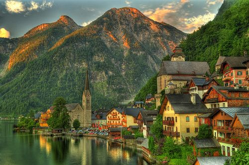 """Austria...""""the Hills Are Alive with the Sound of Music"""""""