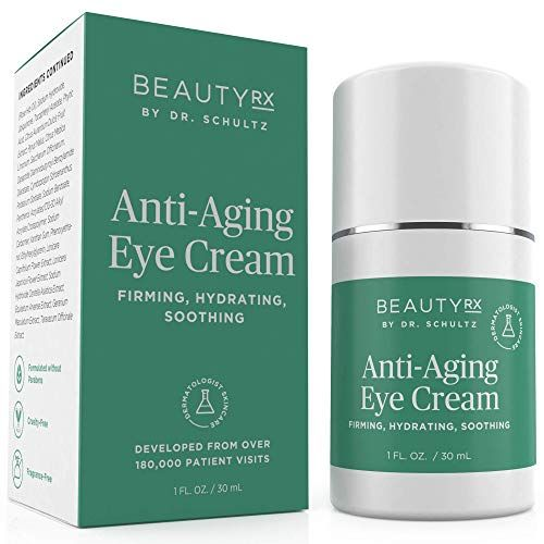 Skin Care Beautyrx By Dr Schultz Eye Cream For Dark Circles Bags Wrinkles Puffiness B Eye Cream For Dark Circles Firming Eye Cream Eye Anti Aging