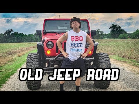 Old Jeep Road Old Town Road Parody Youtube Old Jeep Jeep