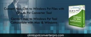 Transfer Mac Outlook to Windows Outlook!