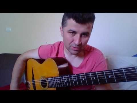 Gitar Dersleri-Gitarda Gamlar - Fa (F) Major - II Pozisyon - I Bemollü M...