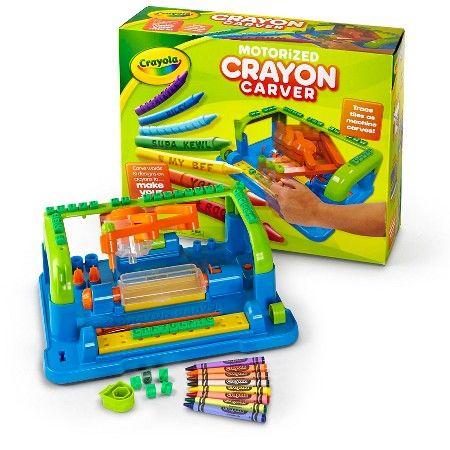 Crayola® Crayon Carver : Target