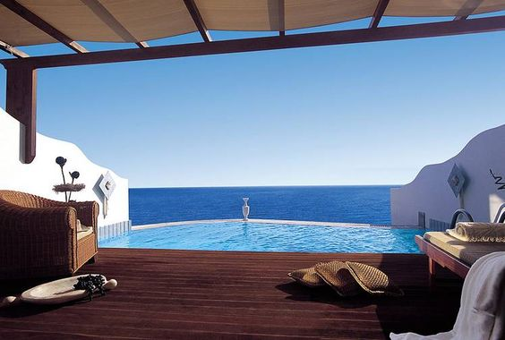 World's best hotel plunge pools