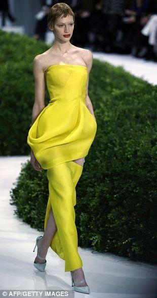 Christian Dior Spring/Summer 2013