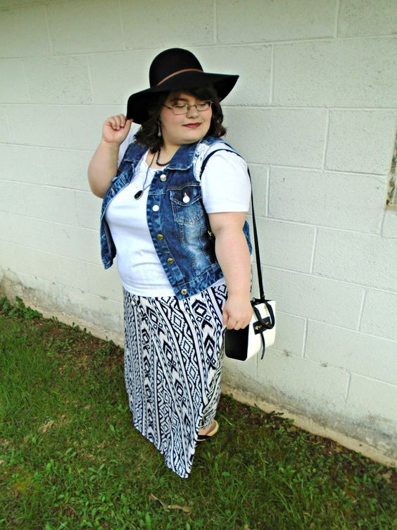 Unique Geek: Plus Size OOTD: Wildest Dreams: