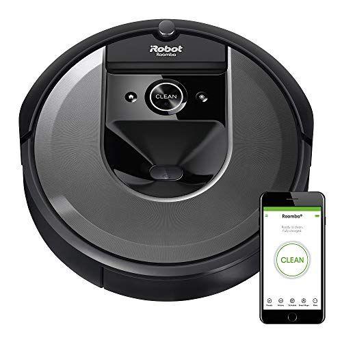 Irobot Roomba 7150 Wi Fi Connected In 2020 Irobot Robot Vacuum Robot Vacuum Cleaner
