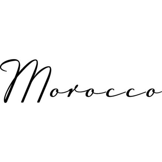 Morocco ❤ liked on Polyvore featuring text, quotes, morocco, backgrounds, editorial, wear i live, where i live, phrase i saying