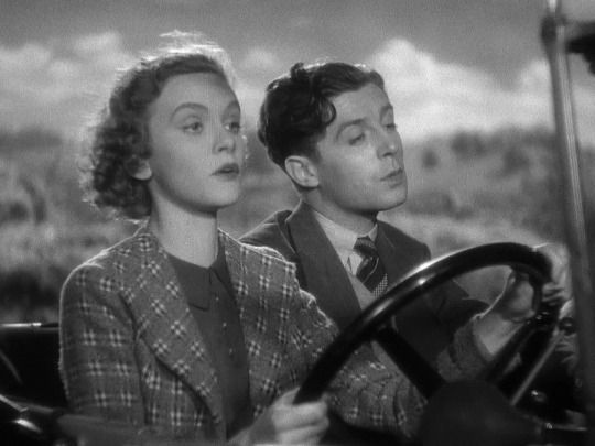 Young and Innocent (AKA The Girl Was Young) | Alfred Hitchcock | 1937 Nova Pilbeam, Derrick De Marney