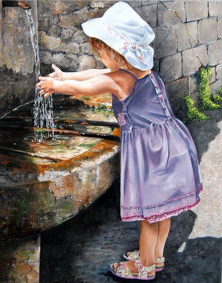 Artwork >> Marie-Claire Houmeau >> Summer fun
