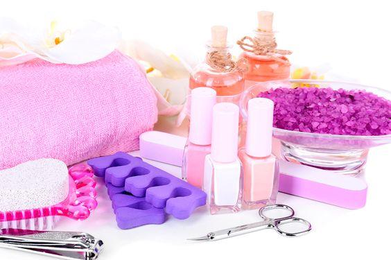 AG Personal Organizer : Tutorial Manicure e Pedicure : Monte seu Kit Manic...