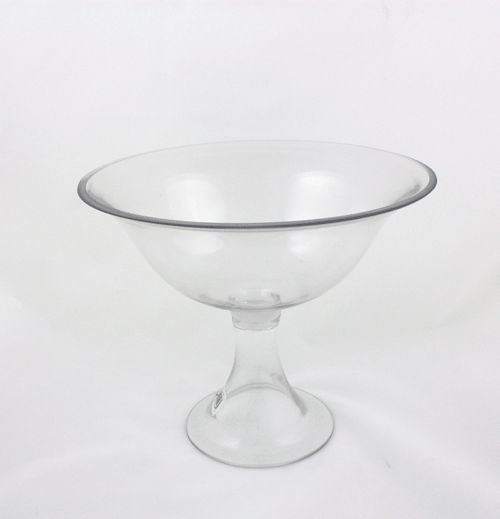 Clear Center Bowl - 12x10 $60.00 for 4