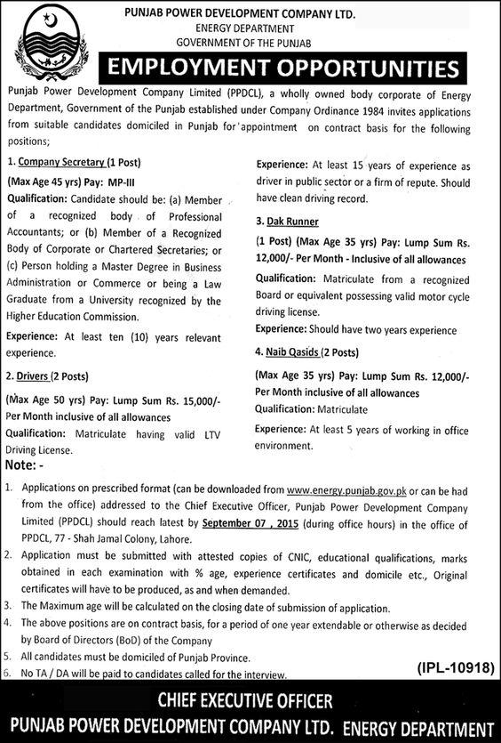 Dadex Eternit Pakistan Jobs 2015 August Management Trainees - chief executive officer job description