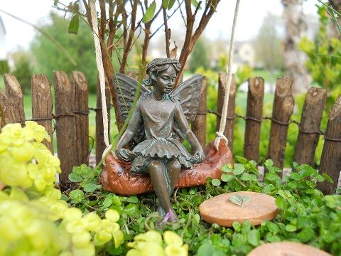 Fairy Evelyn Mae