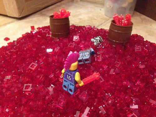 Bricks: A question about lego gore, by james+burgundy