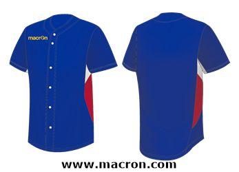 Customiza el diseño de tu camiseta o club. Un ejemplo de como podría quedar