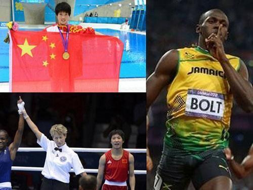 La Chine a décroché sa 200ème médaille d'or aux Jeux olympiques d'été