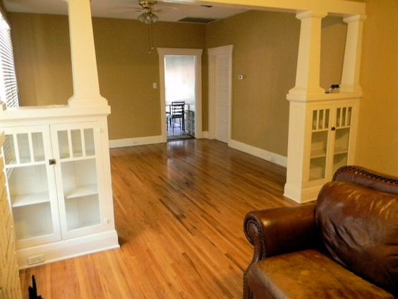 1926 Bungalow For Rent Tampa Heights Bookcases