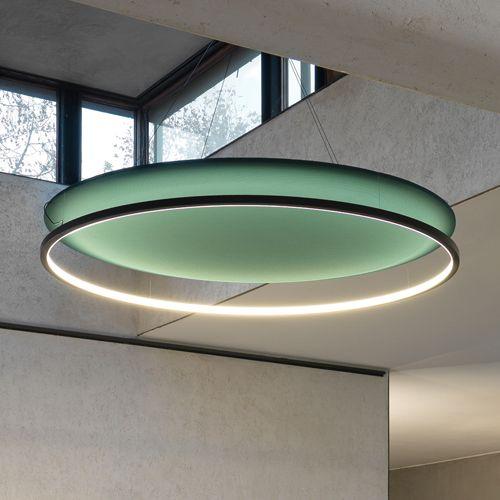 Acoustical Lighting Office Lighting Ceiling Minimal Lighting