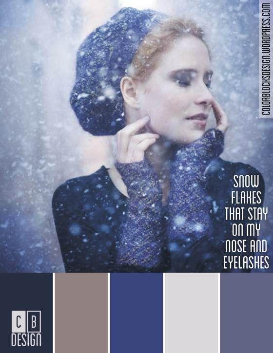 Snowflakes, Eyelashes and Design on Pinterest