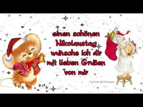 Guten Morgen Grüße Zum Nikolaustag Greetings For St