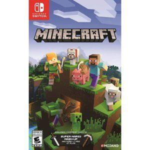Minecraft Nintendo Switch Hacpaeuca Best Buy Juegos De Minecraft Juegos De Consolas Juegos Nintendo