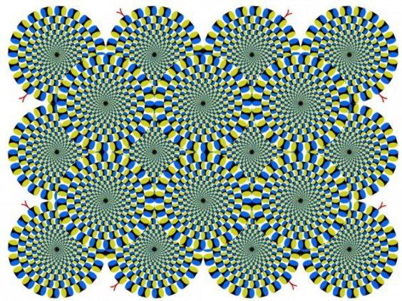 Esto no es un GIF: conoce el trabajo de Akiyoshi Kitaoka, el genio japonés de las ilusiones ópticas « Pijamasurf - Noticias e Información alternativa