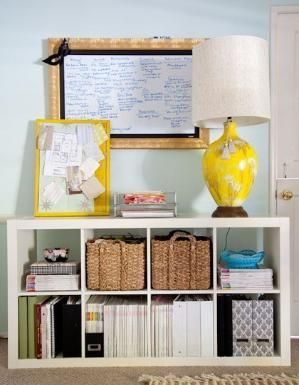 The World's Most Popular Bookcase: Best Uses of the IKEA Expedit | Apartment Therapy storage #ikea #expedit by bonita