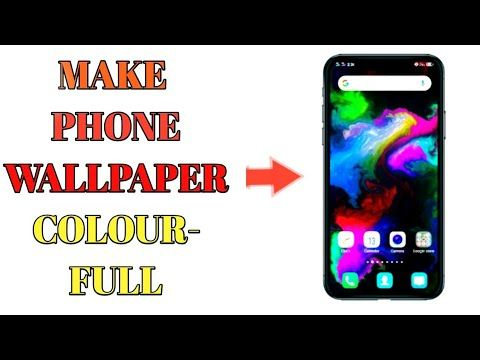 Live Wallpaper Application For Android Mobiles Youtube Live Wallpapers Wallpaper Android