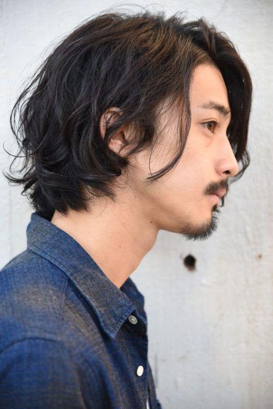 Winter Hairstyles For Men Medium Length To Long Hairstyles Asian Men Long Hair Asian Hair Long Hair Styles Men