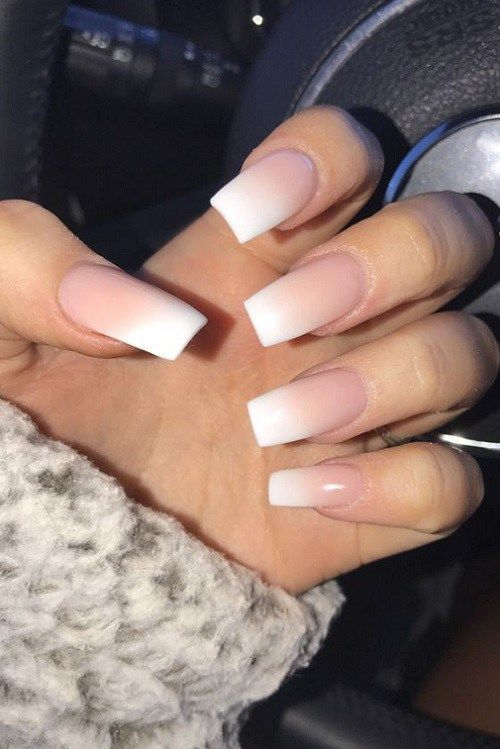 33 Acrylic Coffin Nails For Summer 2018 Nail Designs Cute Acrylic Nails Ombre Nail Art Designs