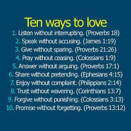 Image result for love scriptures