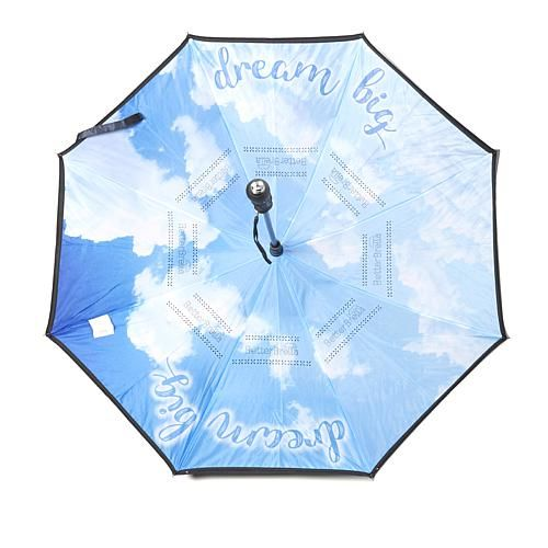 Betterbrella Reverse Open//Close Automatic Umbrella