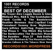 DECEMBER 25 BEST MUSIC ALBUMS