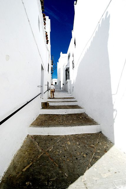 Vejer de la Frontera, Cadiz. Typical village in Andalusia - Spain
