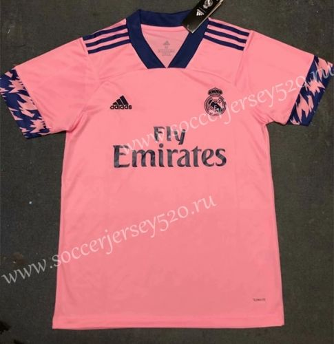 2020 2021 Real Madrid Pink Thailand Soccer Training Jersey Aaa 518 In 2020 Soccer Training Real Madrid Real Madrid Soccer