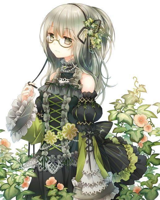 二次,虹,眼鏡っ子,メガネ,めがね,画像,厳選,貼っていく078